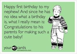First Birthday Quotes Fascinating Nephew Birthday Quotes First Birthday Google Search Nephew