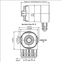absolute encoder wiring absolute image wiring diagram rotary encoder absolute encoder hs6a on absolute encoder wiring