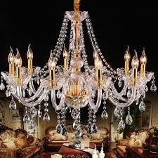 creative of italian crystal chandelier 10 lights italian antique crystal chandelier gold candle
