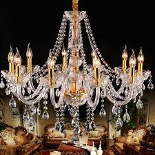 creative of italian crystal chandelier 10 lights italian antique crystal chandelier gold candle