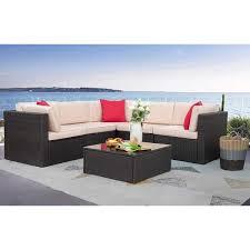 outdoor sectional sofa patio sofa set