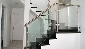 residential glass railing custom systems