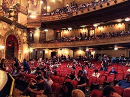 Orchestra Picture Of Beacon Theatre New York City