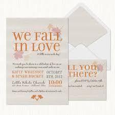 we fall in love wedding invitation printable Printable Autumn Wedding Invitations like this item? printable autumn wedding invitations