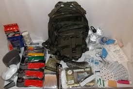 Image result for emergency backpack