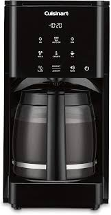 With a good coffee maker, you can brew a great cup of coffee in your kitchen and it will do the job with little hassle. Amazon Com Cuisinart Dcc T20 14 Cup Programmable Coffeemaker Touchscreen Black Kitchen Dining