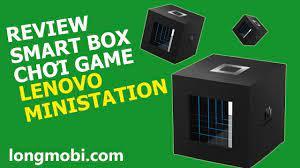 Lenovo Ministation – Smart box CHƠI GAME
