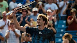 The winner will play stefanos tsitsipas or alexander zverev in sunday's final. Boris Becker Spricht Vor Den Us Open Uber Alexander Zverev Kicker