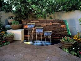 Small Picture Emejing Outdoor Water Fountain Design Ideas Pictures Home Design