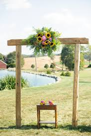 trend wooden wedding arch with flowers 47 for your flower