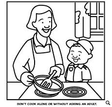 Small Picture Fire Safety Coloring Pages That May Save Lives