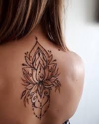 Lotus Moodmy Inspiration Lovehenna Lotus росписьхной
