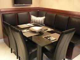 Kitchen Table Corner Bench Black Corner Booth Kitchen Table Best Kitchen Ideas 2017