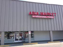 Columbus in asian market