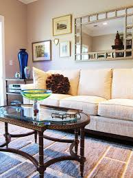 Small Picture Heather McManus designed this white transitional living room A