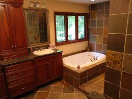 Indianapolis Bathroom Remodeling A Slate Master Bath Renovation In Indianapolis Wrightworks Llc