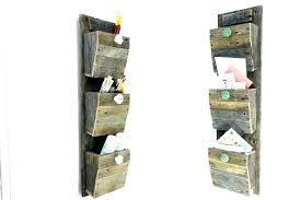 wall letter organizer wall mail holder wood mail organizer wall mount furniture old and wall letter organizer