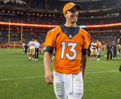 Denver Broncos Organization Chart Why Trevor Siemian Will Be The Denver Broncos Starting Qb