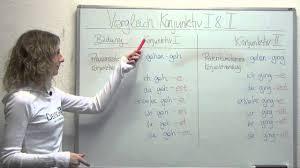 wann verwendet man konjunktiv 1 und 2