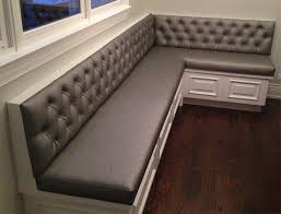 Interesting Corner Bench Seating with Storage for House Indoor Furniture:  charming-design-of