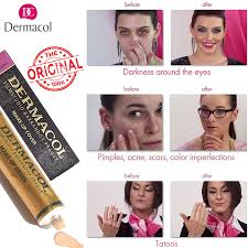 dermacol 100 original makeup foundation
