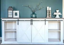 barn door media center. Sliding Barn Door Media Center Wild Rustic Console Home Ideas 3 N