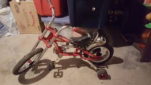 kids schwinn stingray chopper bicycle bike baby kids for sale