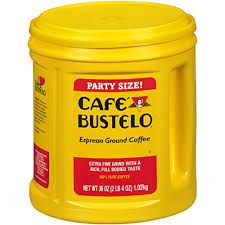 4.8 out of 5 stars with 1626 ratings. Caffeine In Cafe Bustelo