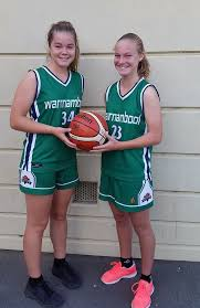 South West Academy of Sport - Well done to SWAS athletes Maddi Chesshire & Ava  Bishop, who were representing Warrnambool U16 girls in Division 1 at the  Victorian Country Basketball Champs in