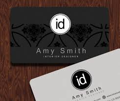 Business Card Best Interior Design Cards For Designers Ideas