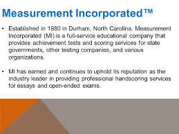 Assessment Technologies  photo   At Measurement Incorporated
