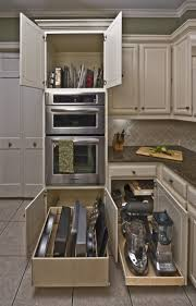 Small Kitchen Cupboard Storage 17 Best Images About Kitchen Cabinet And Storage On Pinterest