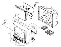 Superscan model ssf420tr tv vcr or dvd bo genuine parts