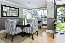 wall mirrors for dining room. Dark Wainscoting Dining Room Contemporary With Black And  White Chair Rectangular Wall Mirrors Light Walls Wall Mirrors For Dining Room