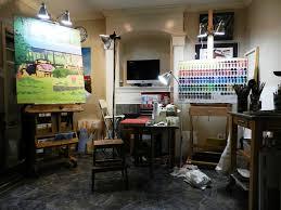 artists studio lighting. My Studio Setup Wetcanvas Artists Lighting