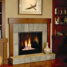 electric fireplace as primary heat
