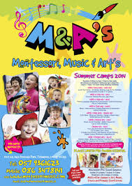 Summer Camp Pamplets Summer Camps Archives Montessori Music Axis Business Park