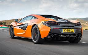top five best sports cars mclaren 570s