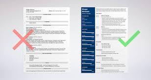 Restaurant Resume Template Restaurant Resume Templates Mentallyright Org