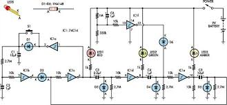 simple traffic light circuit diagram simple image interactive toy traffic lights circuit diagram world on simple traffic light circuit diagram