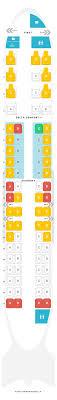Delta Connection Seating Chart Seatguru Seat Map Delta Seatguru