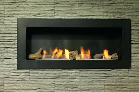 wall mount propane fireplace ventless