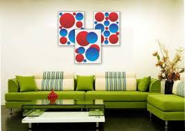 240 pieces 2 inch multi color dots wall