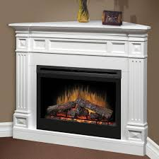 dimplex traditional 52 inch corner electric fireplace white bsp 3033 tdc