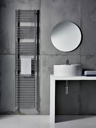 Hot water towel radiator / electric / stainless steel / contemporary - BD 13