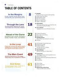 Table Of Contents Design Pinterest Blip Blop Nicgonzalez2000 On Pinterest