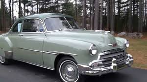 1951 Chevy Styleline Deluxe - YouTube