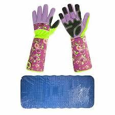 long gardening gloves for women thorn
