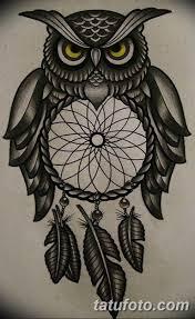 эскизы тату сова мужские 09032019 024 Tattoo Sketches