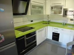 Cocinas Blancas Y Verdes Si Te Gusta El Verde Pero